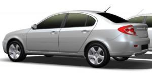 Gen2 Sedan